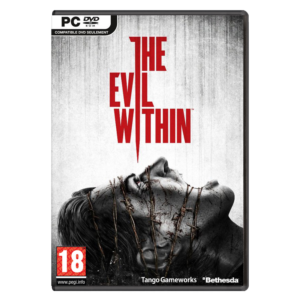 Jeux PC The Evil Within (PC) The Evil Within (PC)