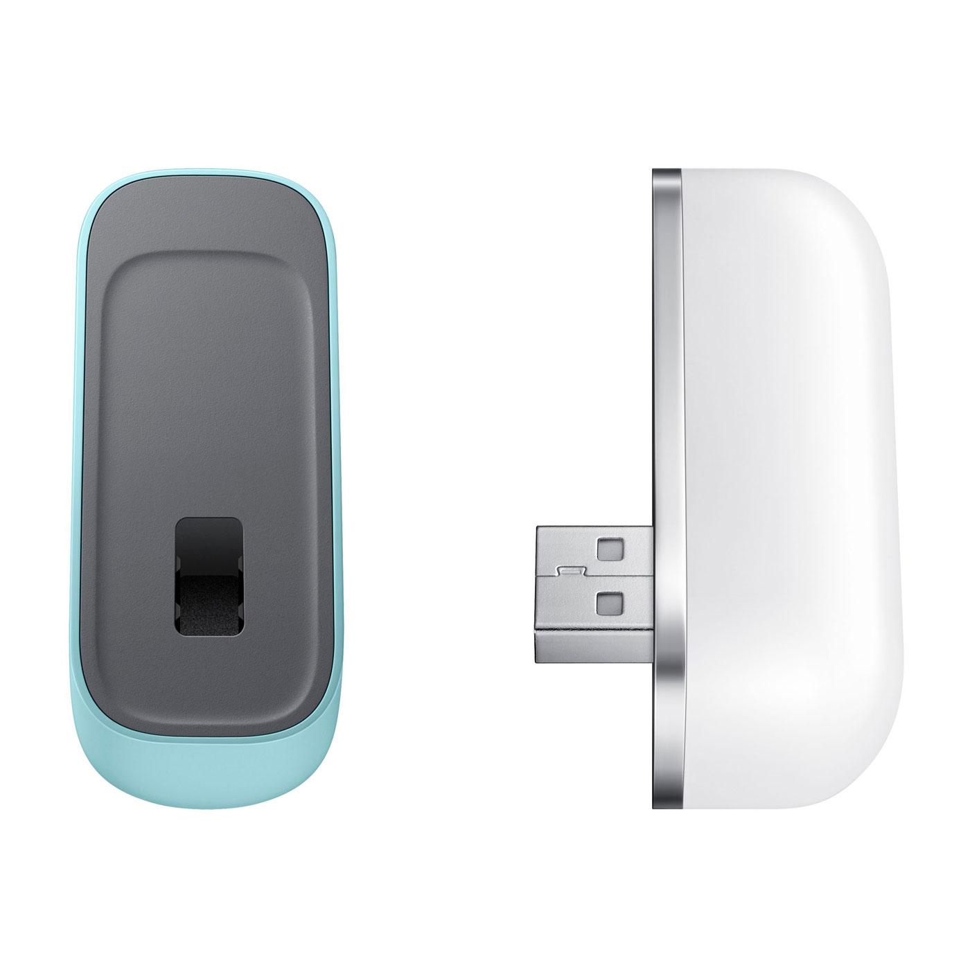 samsung usb led light 5100 mah bleu ciel batterie. Black Bedroom Furniture Sets. Home Design Ideas