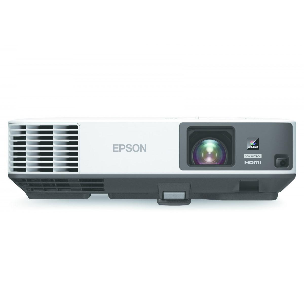 Epson eb 2155w vid oprojecteur epson sur - Support plafond videoprojecteur epson ...