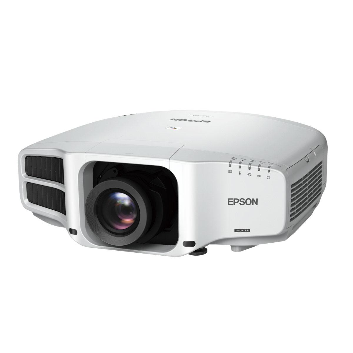 Epson eb g7400u vid oprojecteur epson sur - Support plafond videoprojecteur epson ...