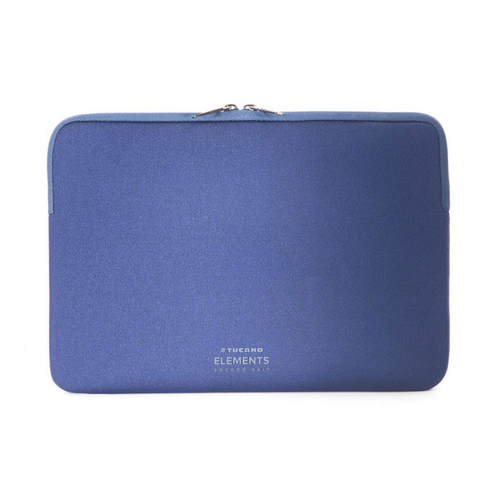 Tucano elements second skin macbook air 13 bleu sac for Housse macbook air