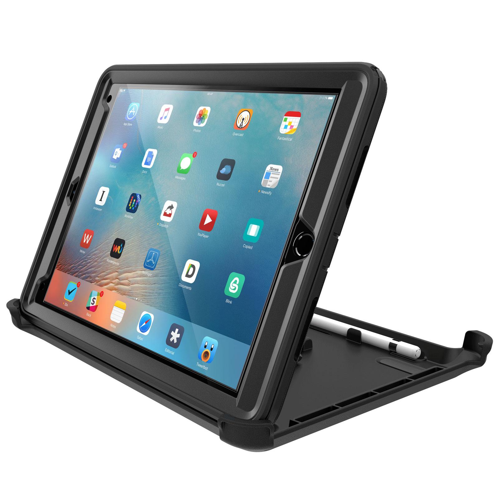 otterbox defender series ipad pro 9 7 etui tablette. Black Bedroom Furniture Sets. Home Design Ideas
