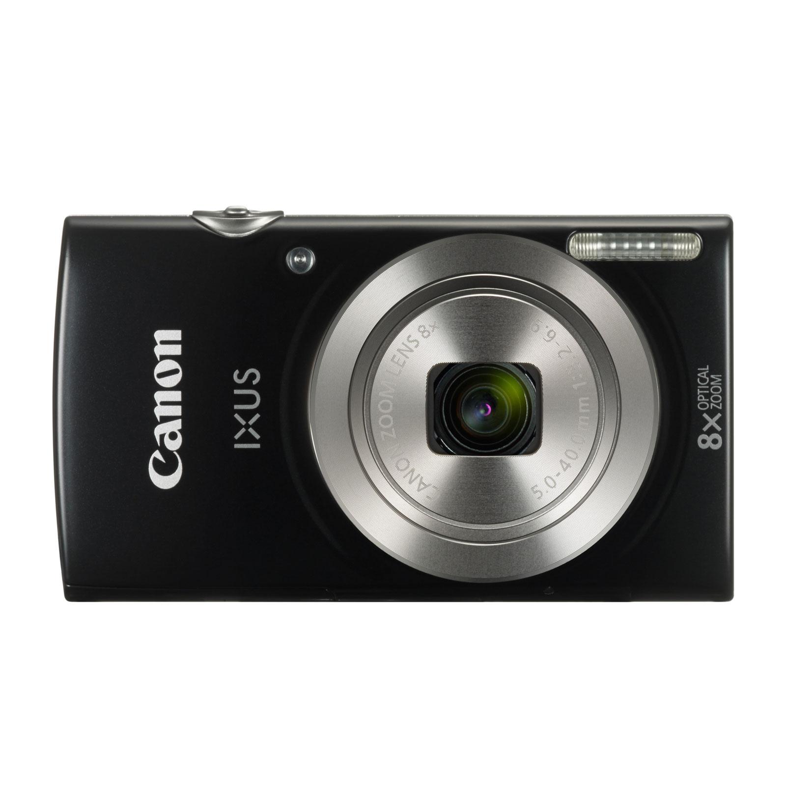 canon ixus 185 noir - appareil photo numérique canon sur ldlc