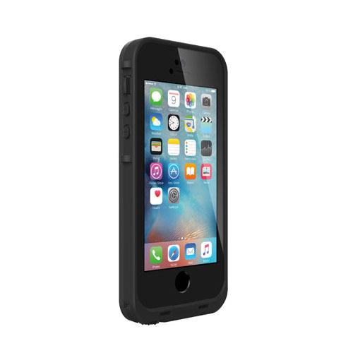 lifeproof fre noir iphone 5 5s se etui t l phone lifeproof sur. Black Bedroom Furniture Sets. Home Design Ideas