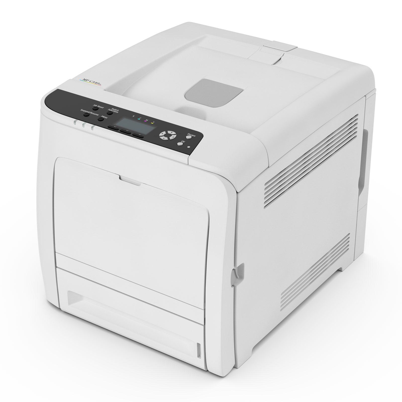 Ricoh Sp C340dn Imprimante Laser Ricoh Sur Ldlc Com