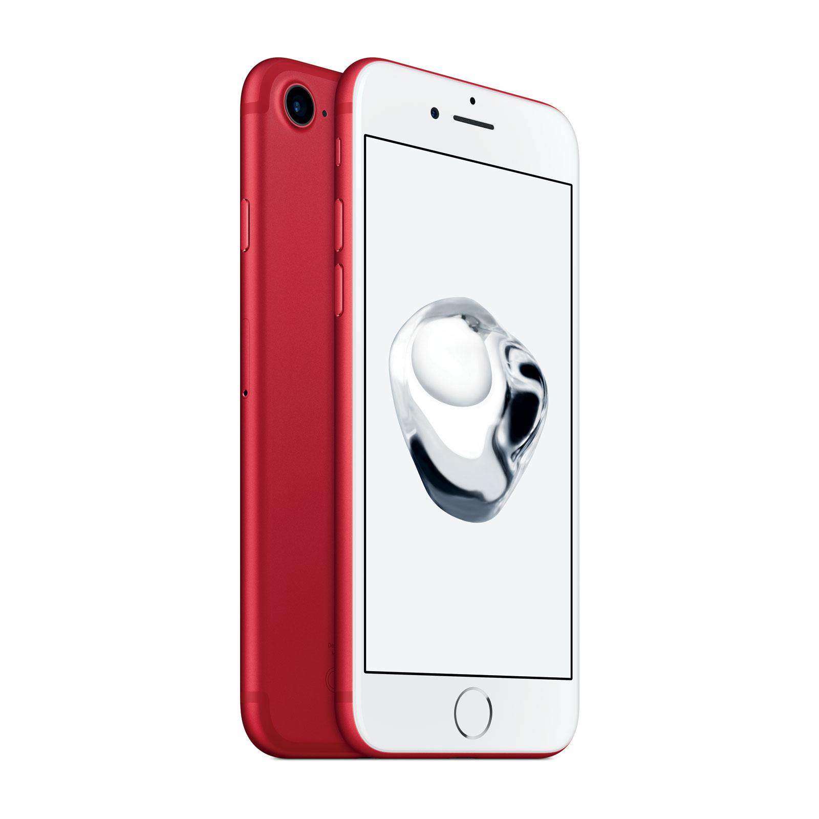 apple iphone 7 256 go rouge special edition mobile smartphone apple sur. Black Bedroom Furniture Sets. Home Design Ideas