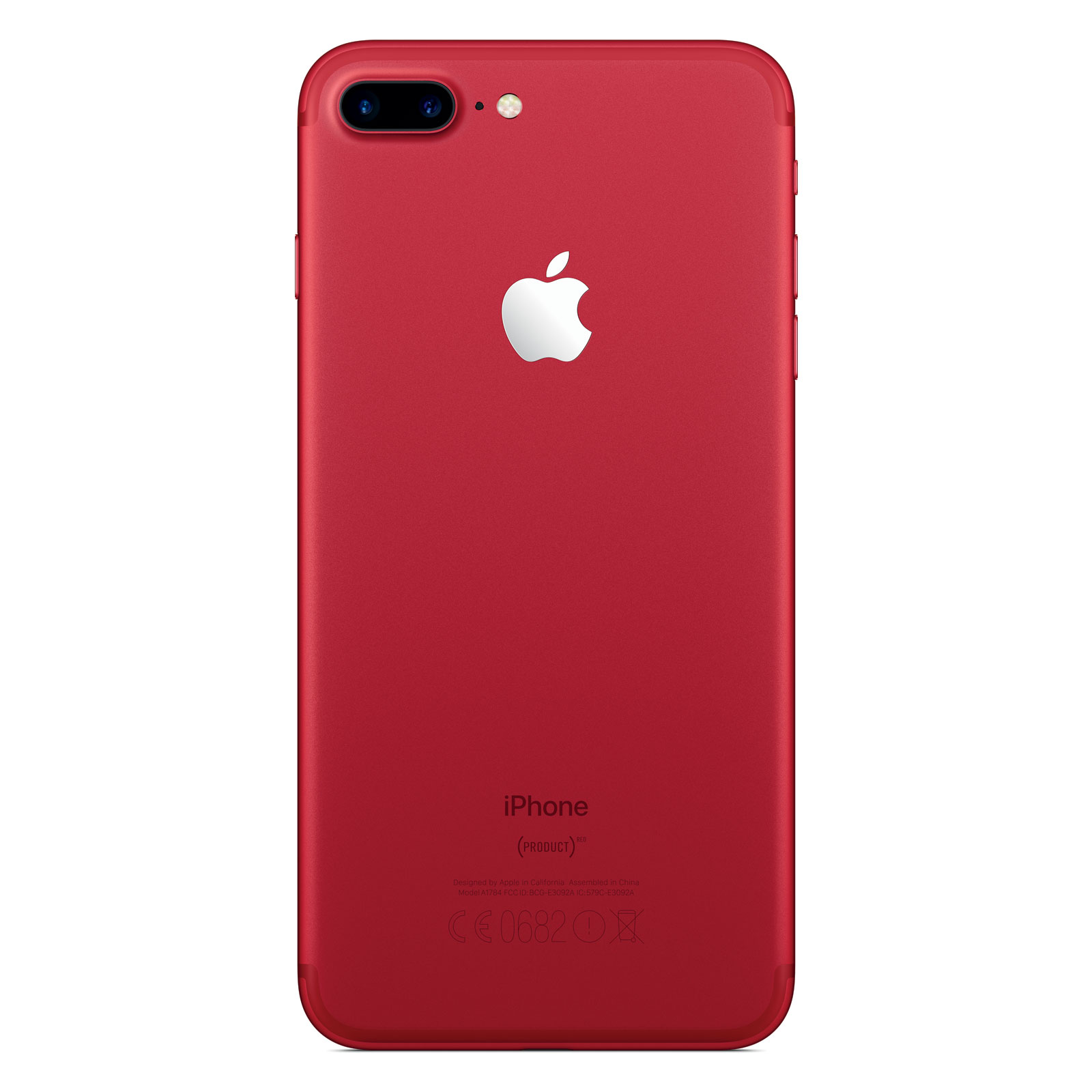 Iphone  Rouge Seul