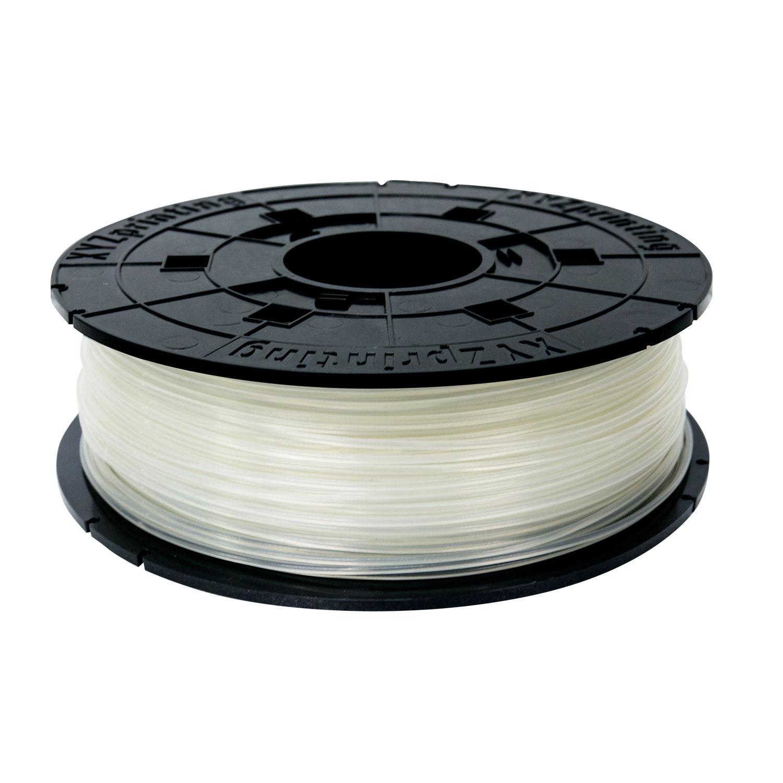 Filament 3D XYZprinting Filament PLA (600 g) - Naturel Cartouche de filament  1.75mm pour imprimante 3D DA VINCI  1.0PRO - 1.0A - 1.0AiO - 2.0A - 1.1 PLUS - Super