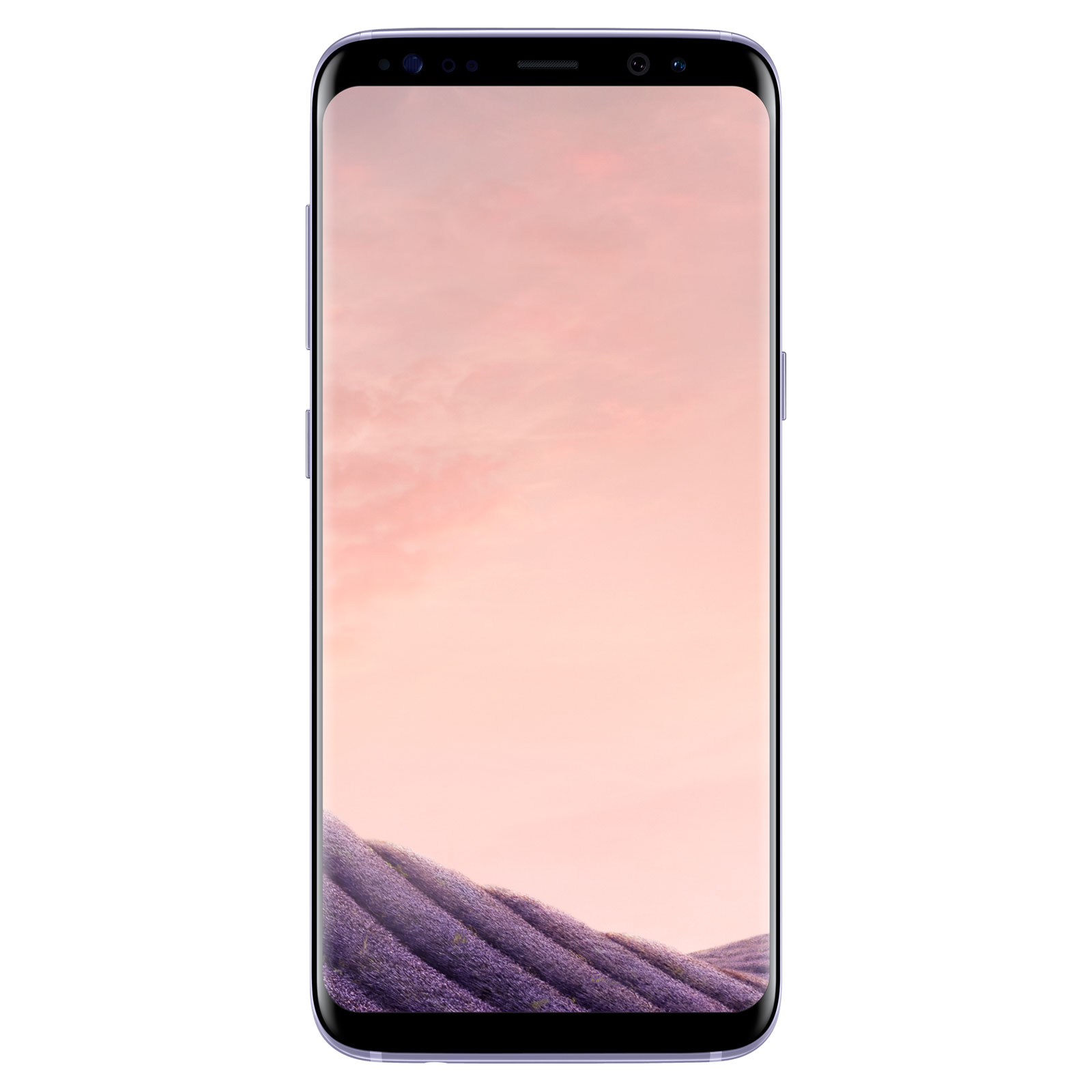 "Mobile & smartphone Samsung Galaxy S8 SM-G950F Orchidée 64 Go Smartphone 4G-LTE Advanced IP68 - Exynos 8895 8-Core 2.3 Ghz - RAM 4 Go - Ecran tactile 5.8"" 1440 x 2960 - 64 Go - NFC/Bluetooth 5.0 - 3000 mAh - Android 7.0"