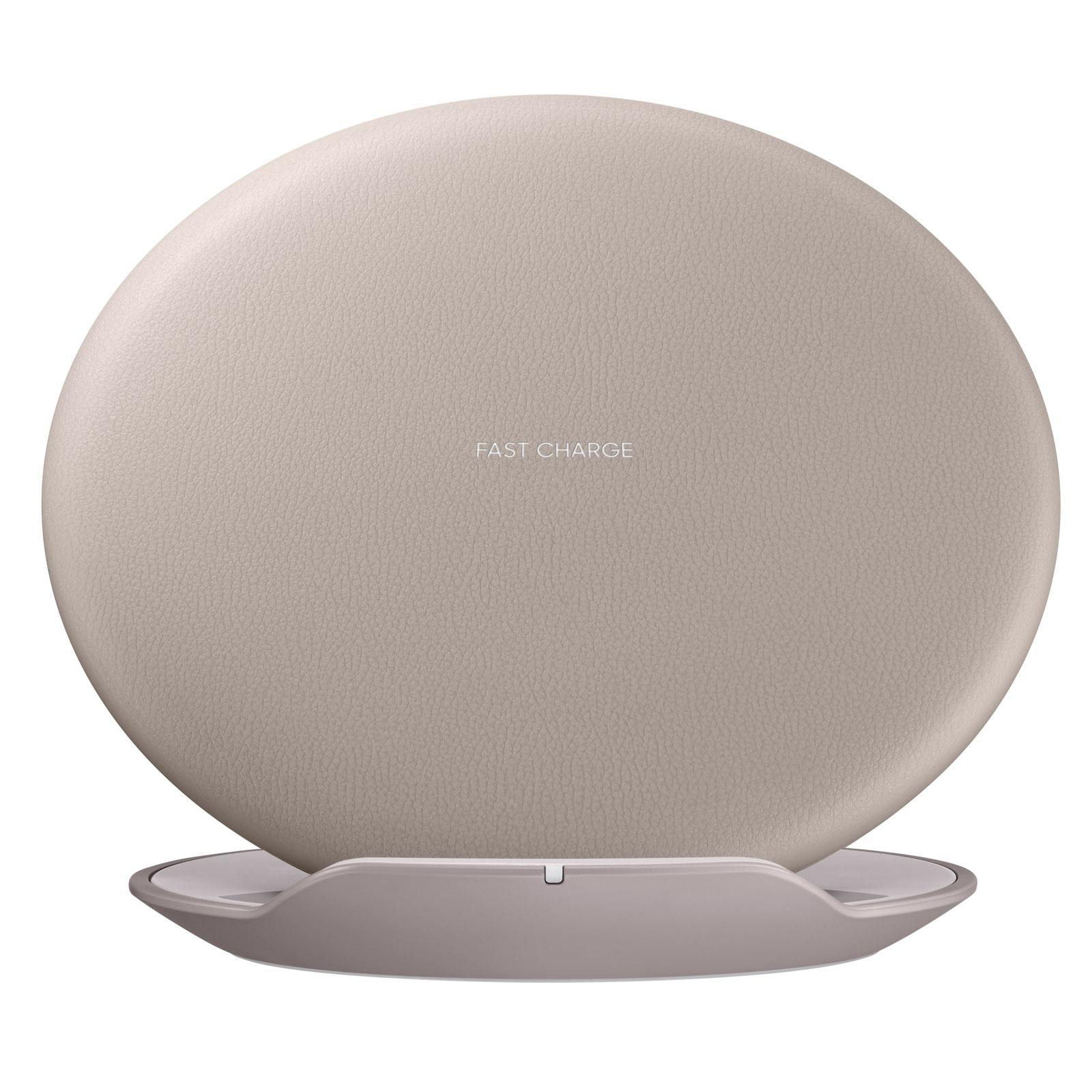 samsung pad induction 2 positions marron chargeur t l phone samsung sur. Black Bedroom Furniture Sets. Home Design Ideas