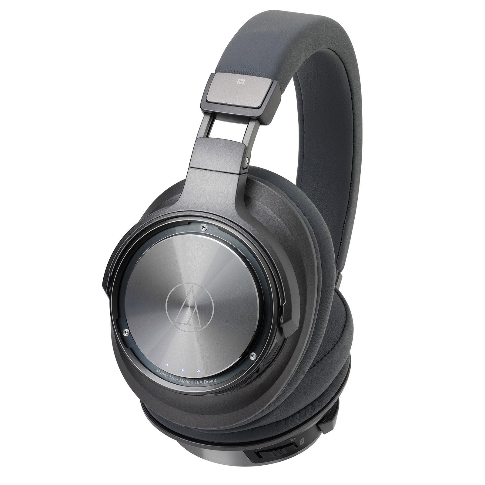 audio technica ath dsr9bt casque audio technica sur. Black Bedroom Furniture Sets. Home Design Ideas