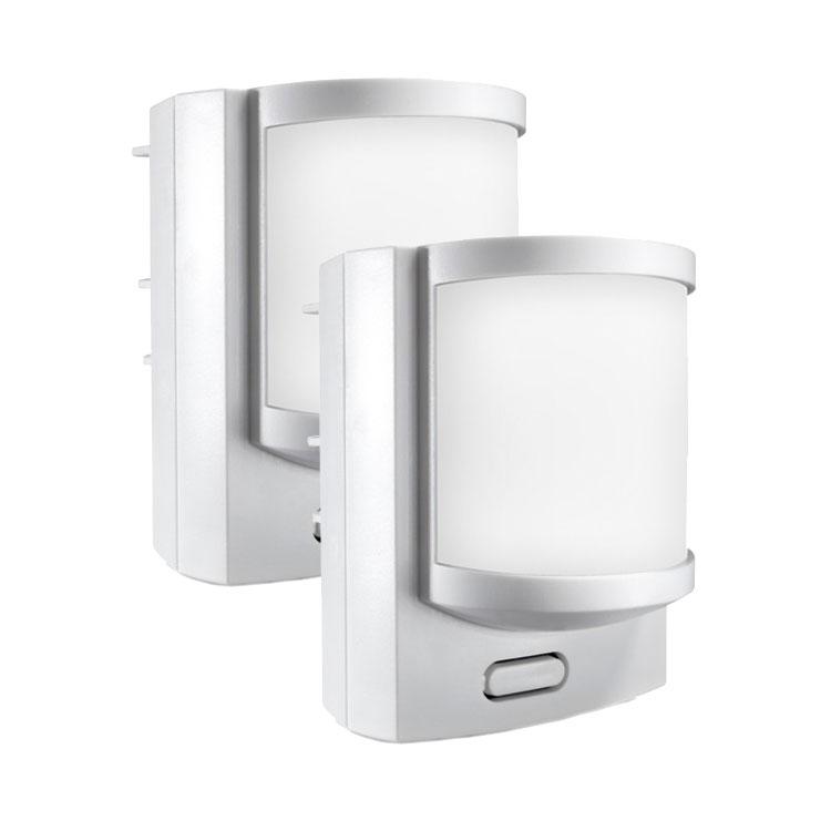 Détecteurs et capteurs Somfy Détecteur de mouvement x 2 Pack de 2 détecteurs de mouvement intérieur (jusqu'à 10 mètres) pour système de sécurité Somfy PROTEXIOM et PROTEXIAL