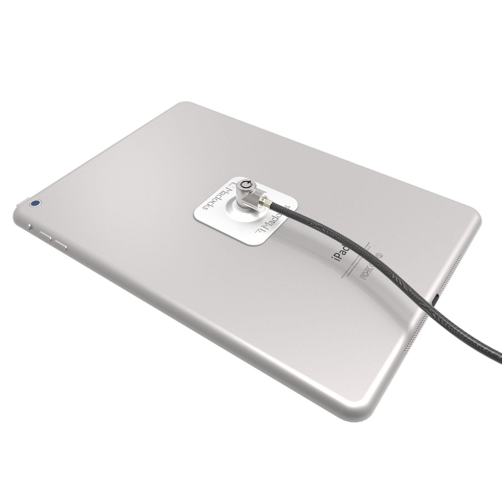 maclocks universal tablet lock antivol tablette maclocks sur. Black Bedroom Furniture Sets. Home Design Ideas