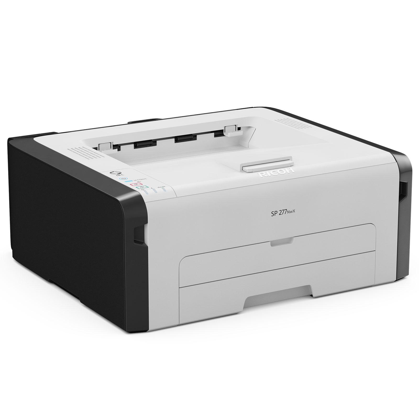 Ricoh Sp 277nwx Imprimante Laser Ricoh Sur Ldlc Com