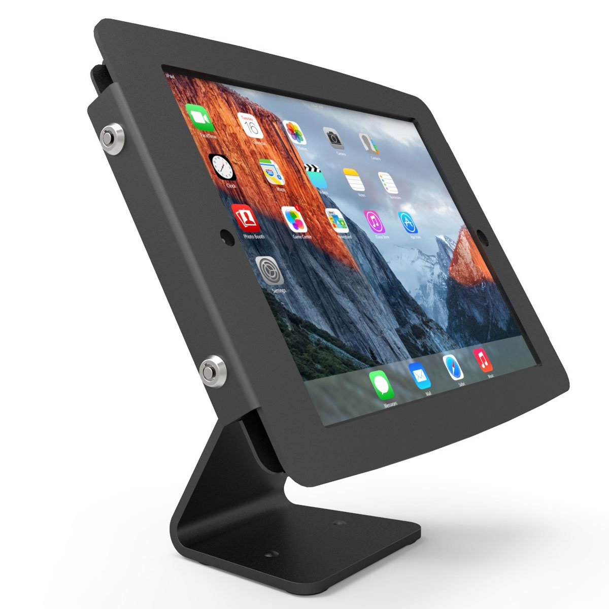 maclocks space ipad pro 360 noir support tablette maclocks sur. Black Bedroom Furniture Sets. Home Design Ideas