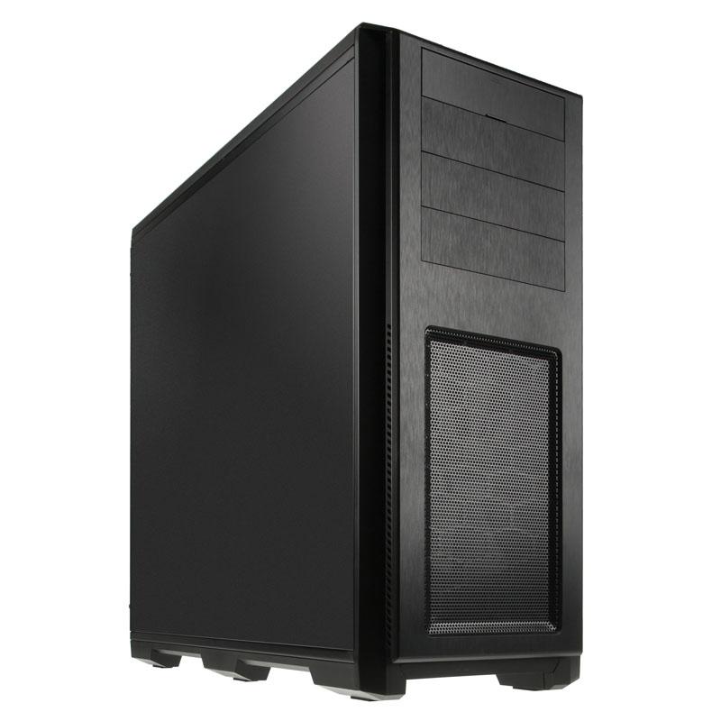 Boîtier PC Phanteks Enthoo Pro Boîtier grand-tour (coloris noir)