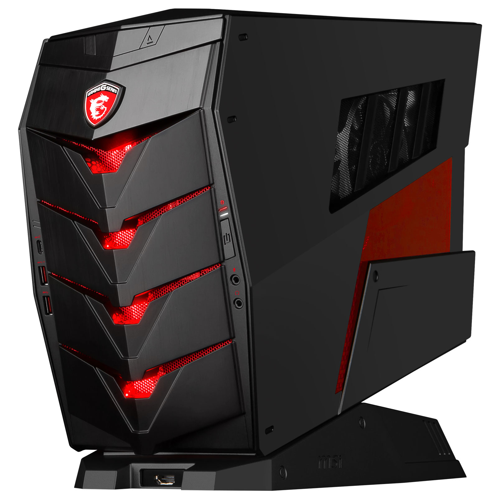 msi aegis x 037eu ecran msi optix g27c offert pc de bureau msi sur. Black Bedroom Furniture Sets. Home Design Ideas