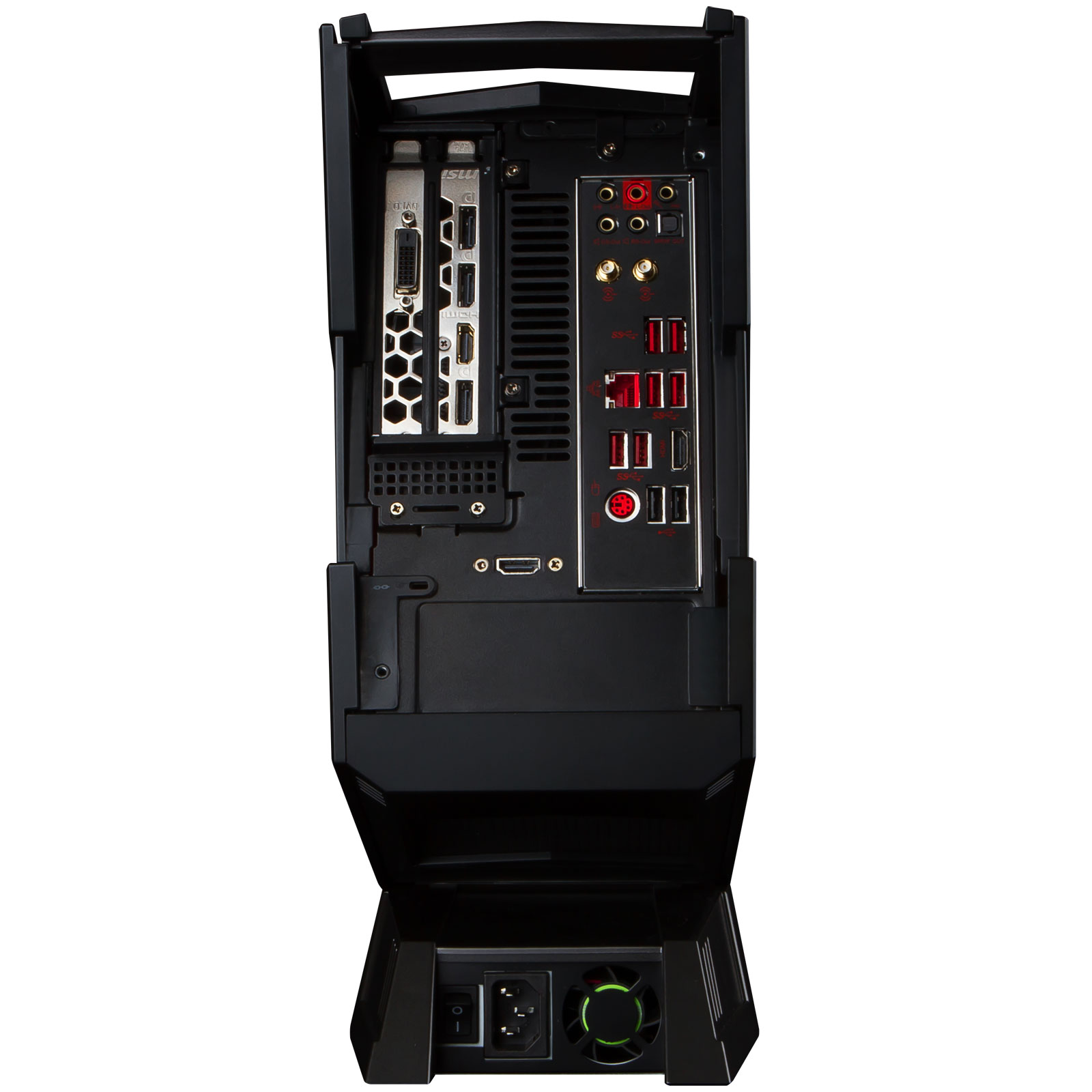 msi aegis x 038eu ecran msi optix g27c offert pc de bureau msi sur. Black Bedroom Furniture Sets. Home Design Ideas