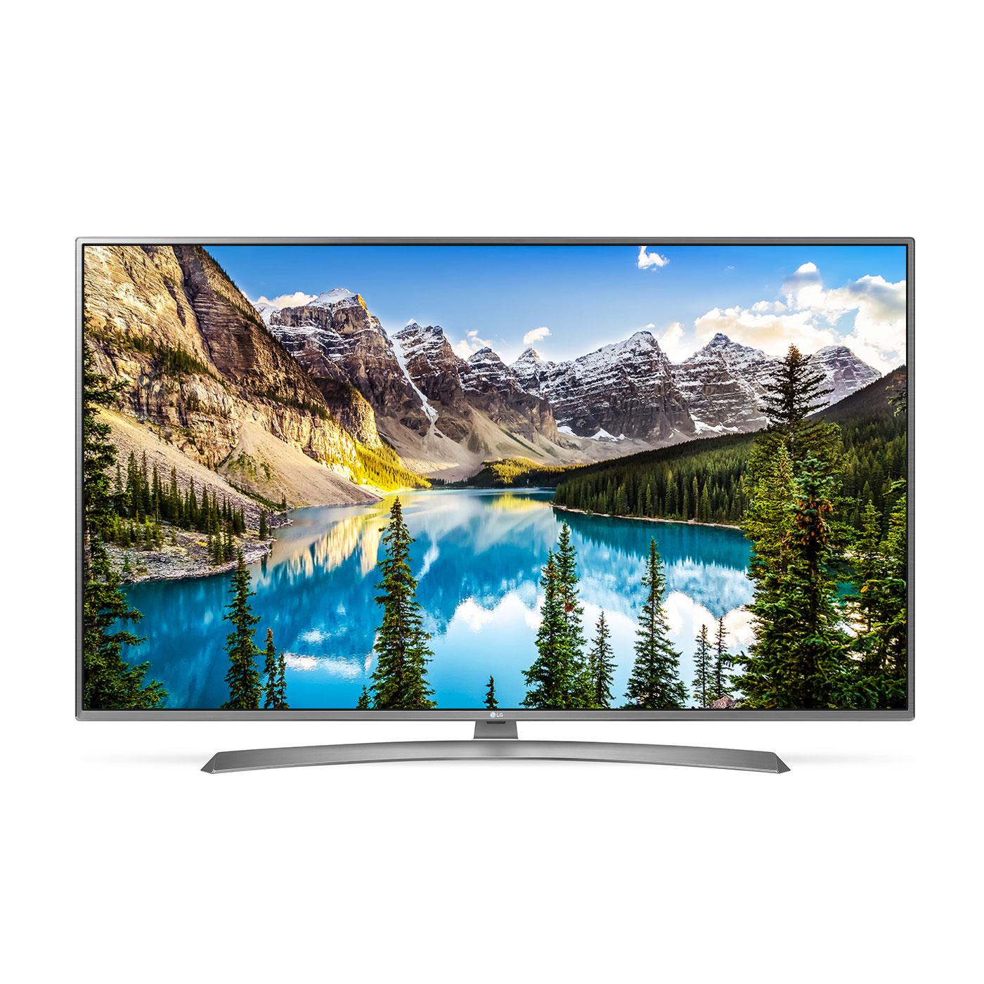 Lg 75uj675v Tv Lg Sur Ldlc Com # Meuble Tv Ultra Fin