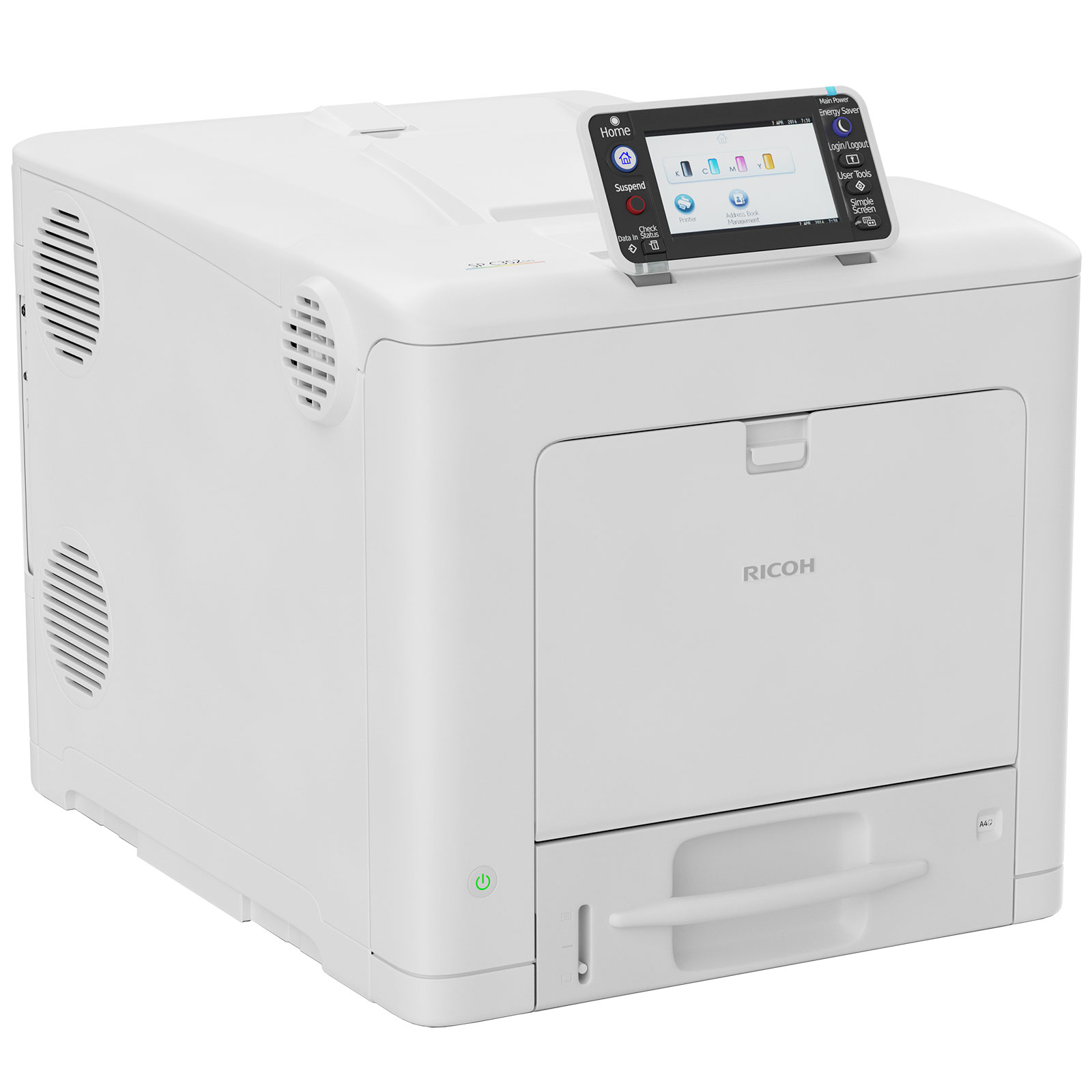 Ricoh Sp C352dn Imprimante Laser Ricoh Sur Ldlc Com