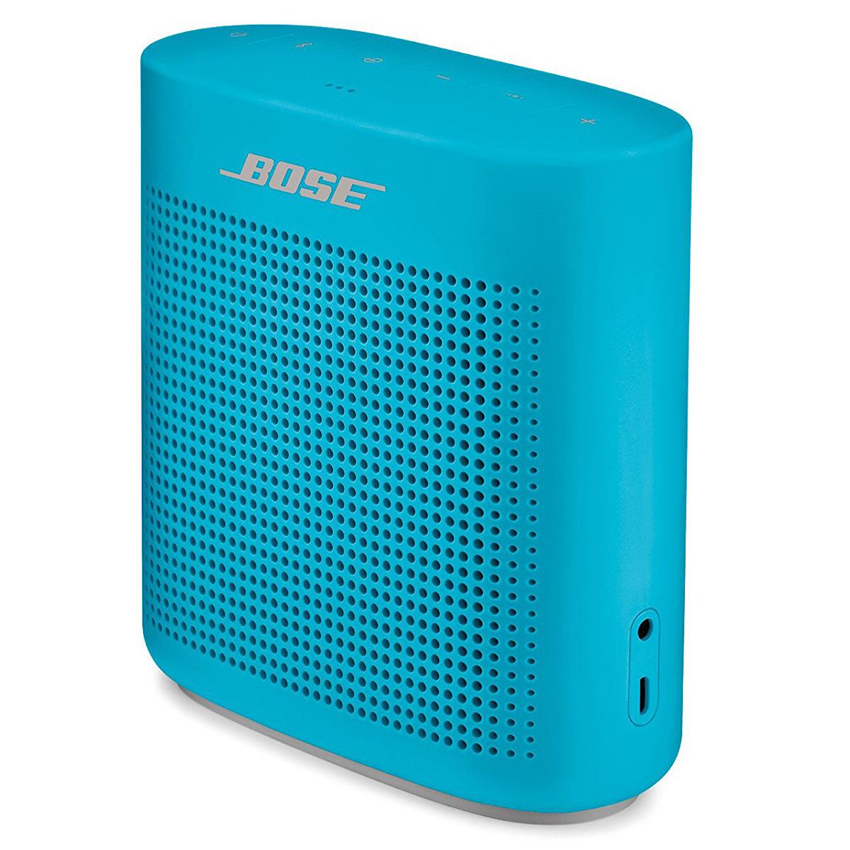Dock & Enceinte Bluetooth Bose SoundLink Color II Bleu Enceinte portable sans fil Bluetooth étanche