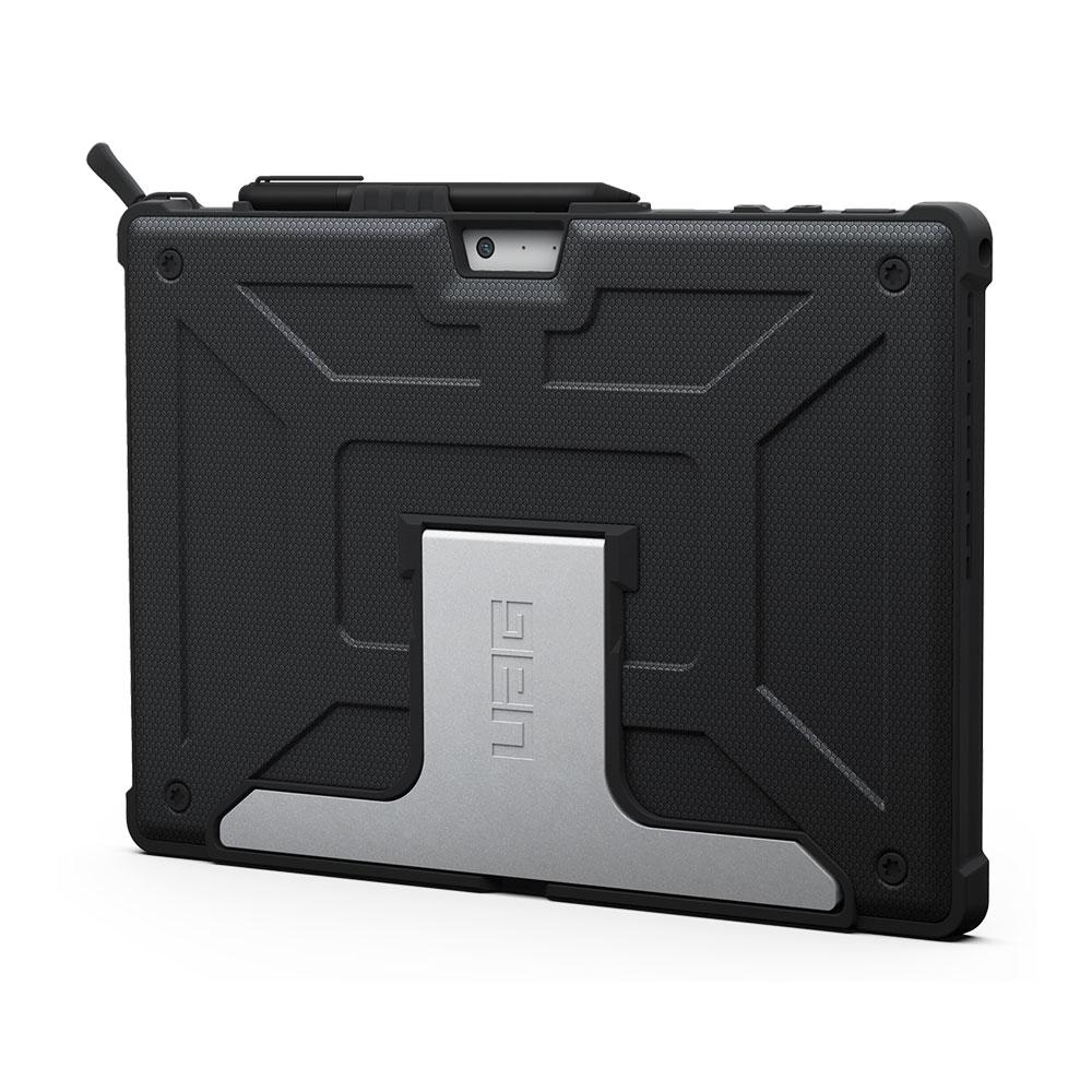 uag protection surface pro 4 noir etui tablette uag sur. Black Bedroom Furniture Sets. Home Design Ideas