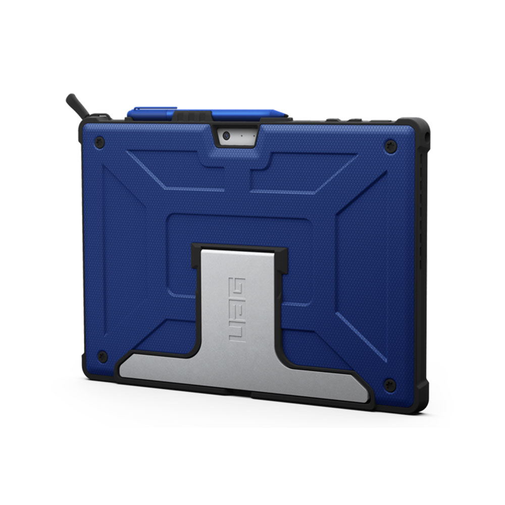 uag protection surface pro 4 bleu etui tablette uag sur. Black Bedroom Furniture Sets. Home Design Ideas