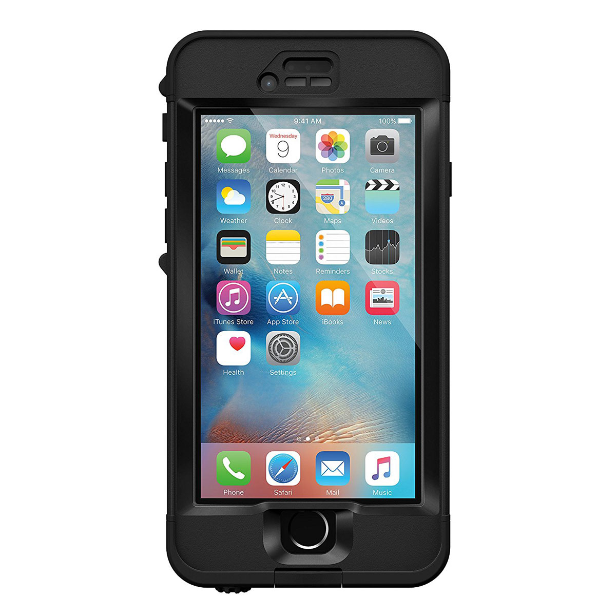 lifeproof nuud noir iphone 6s plus etui t l phone lifeproof sur. Black Bedroom Furniture Sets. Home Design Ideas