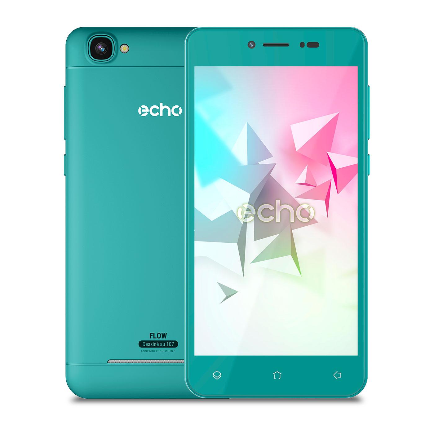 Echo Flow Vert Mobile Amp Smartphone Echo Sur Ldlc Com