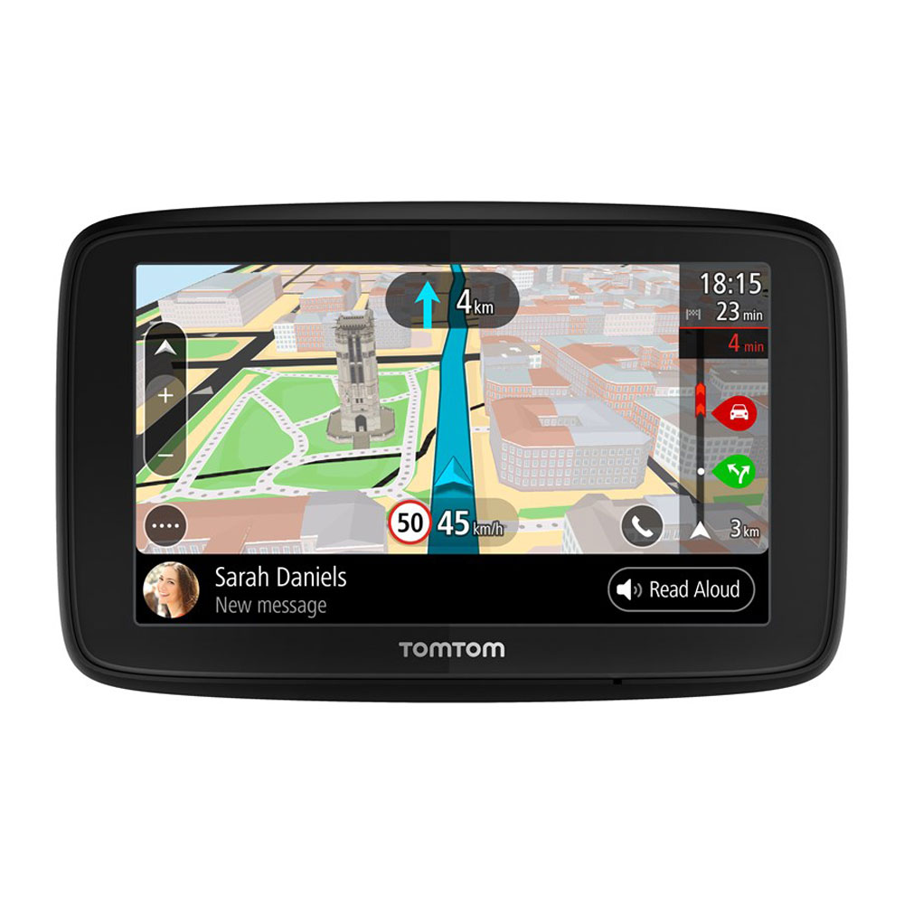 tomtom via 53 gps tomtom sur. Black Bedroom Furniture Sets. Home Design Ideas