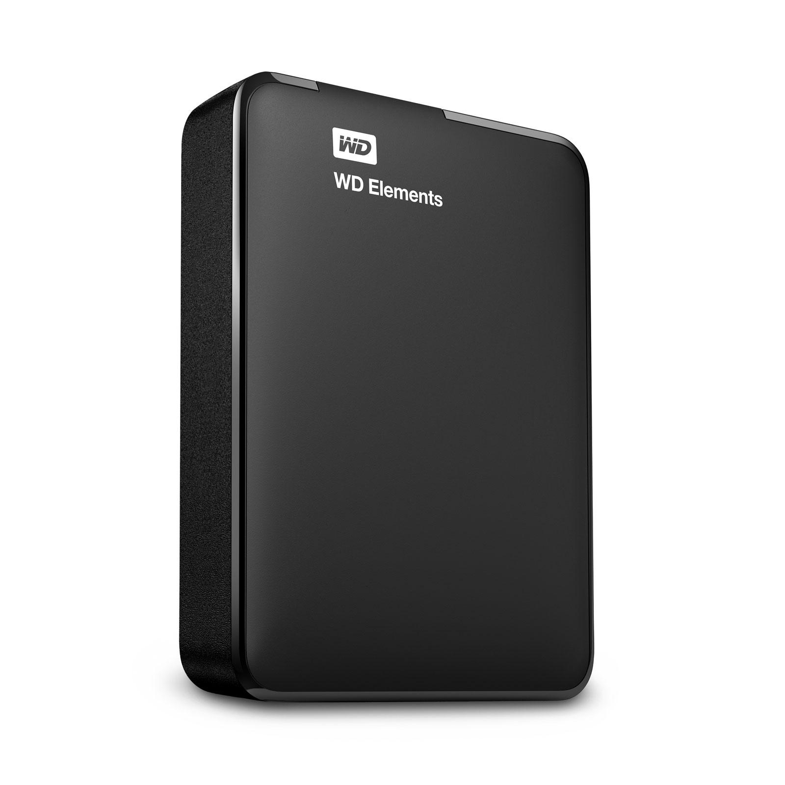 installation de disque dur noir wd