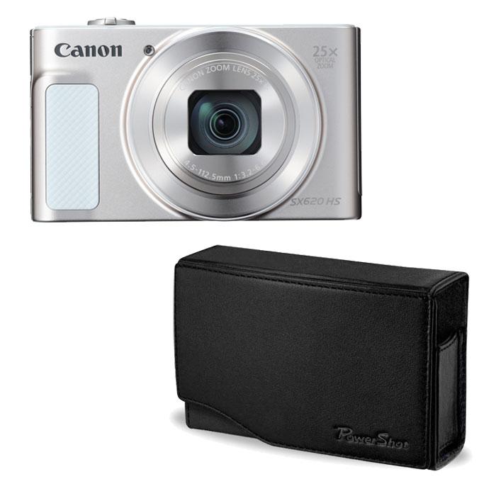 canon powershot sx620 hs argent dcc 1500 appareil photo num rique canon sur. Black Bedroom Furniture Sets. Home Design Ideas