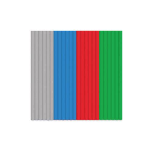 Filament 3D 3Doodler Pack Primary Pow Pack de 24 recharges pour stylo d'impression 3Doodler Start uniquement