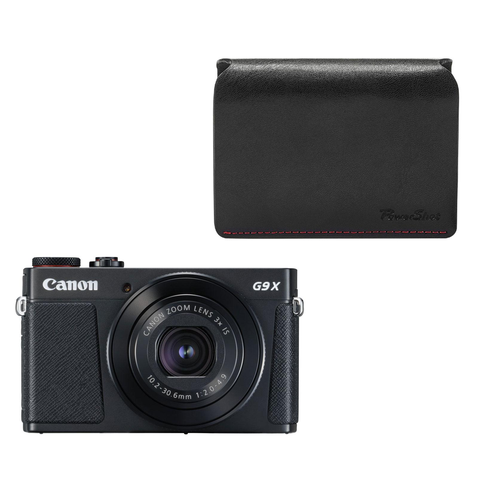 Canon powershot g9 x mark ii noir dcc 1890 appareil for Ecran appareil photo canon