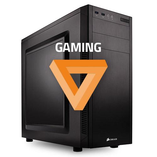 PC de bureau PC HardWare.fr Gaming - Kit (non monté - sans OS) Ryzen 5 1500X, GTX 1060 6 Go, 8 Go de DDR4, SSD 250 Go et Disque 1 To