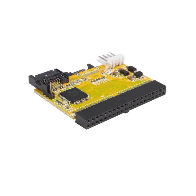 IDE StarTech.com PATA2SATA2 Adaptateur Bidirectionnel Convertisseur de Disque Dur SATA pour port IDE