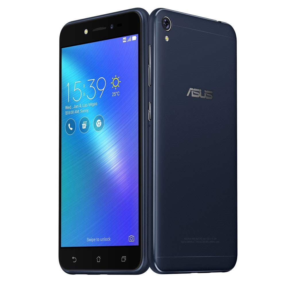 asus zenfone live zb501kl noir bleut mobile smartphone asus sur. Black Bedroom Furniture Sets. Home Design Ideas