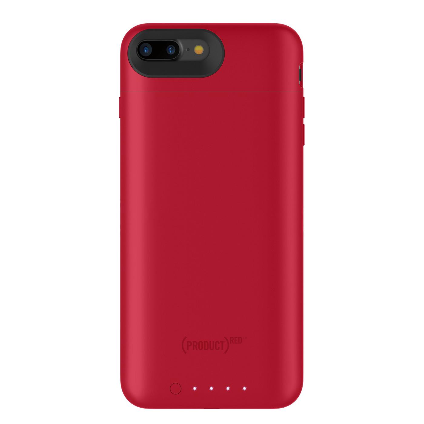 mophie juice pack air rouge iphone 7 plus etui t l phone. Black Bedroom Furniture Sets. Home Design Ideas
