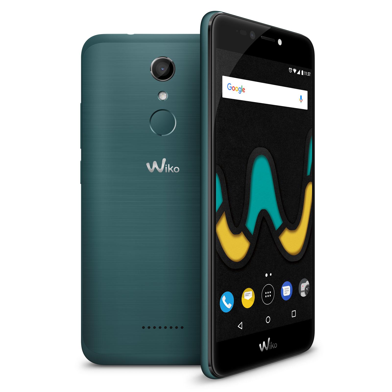 Wiko upulse bleen mobile smartphone wiko sur for Photo ecran wiko
