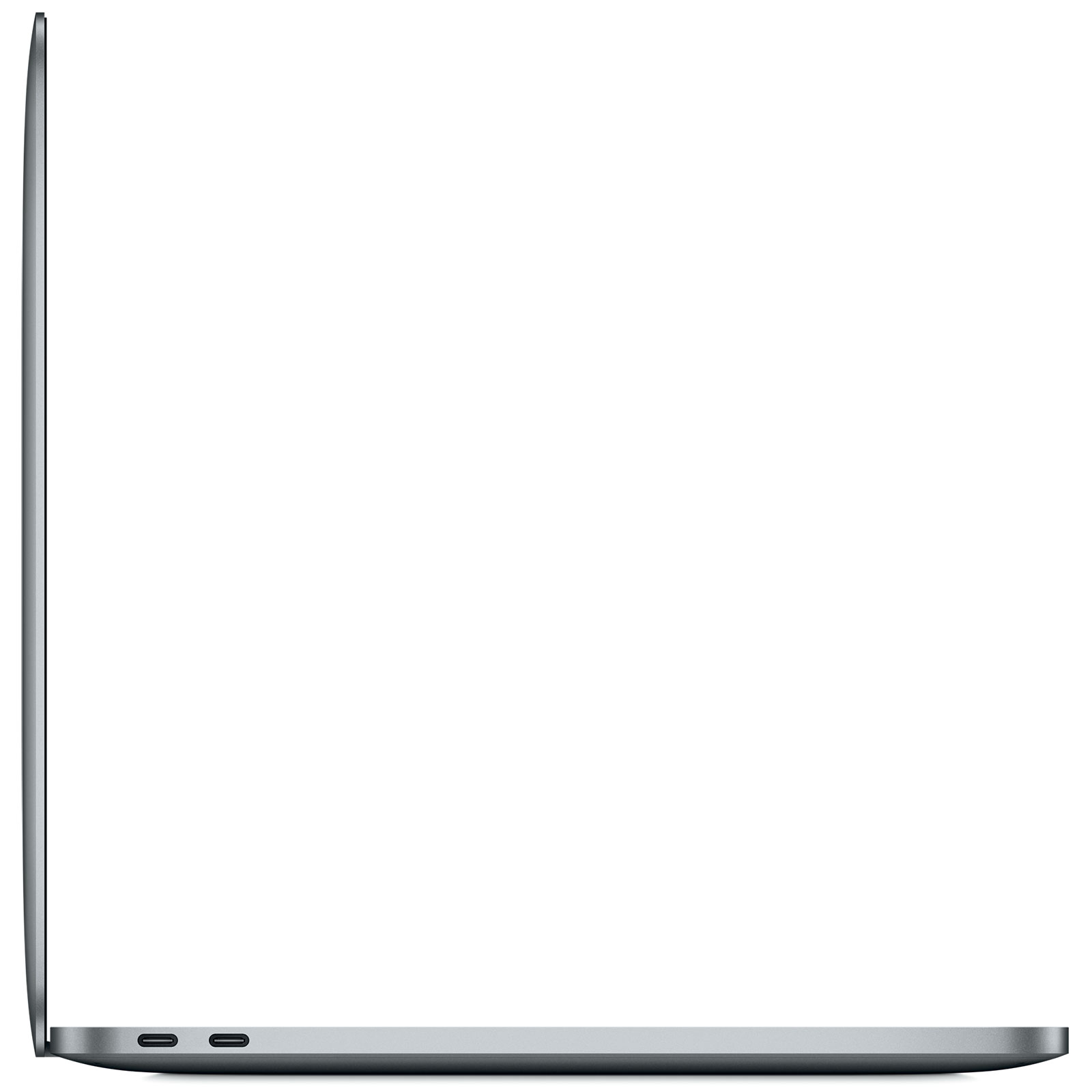 apple macbook pro 13 gris sid ral mpxw2fn a macbook. Black Bedroom Furniture Sets. Home Design Ideas