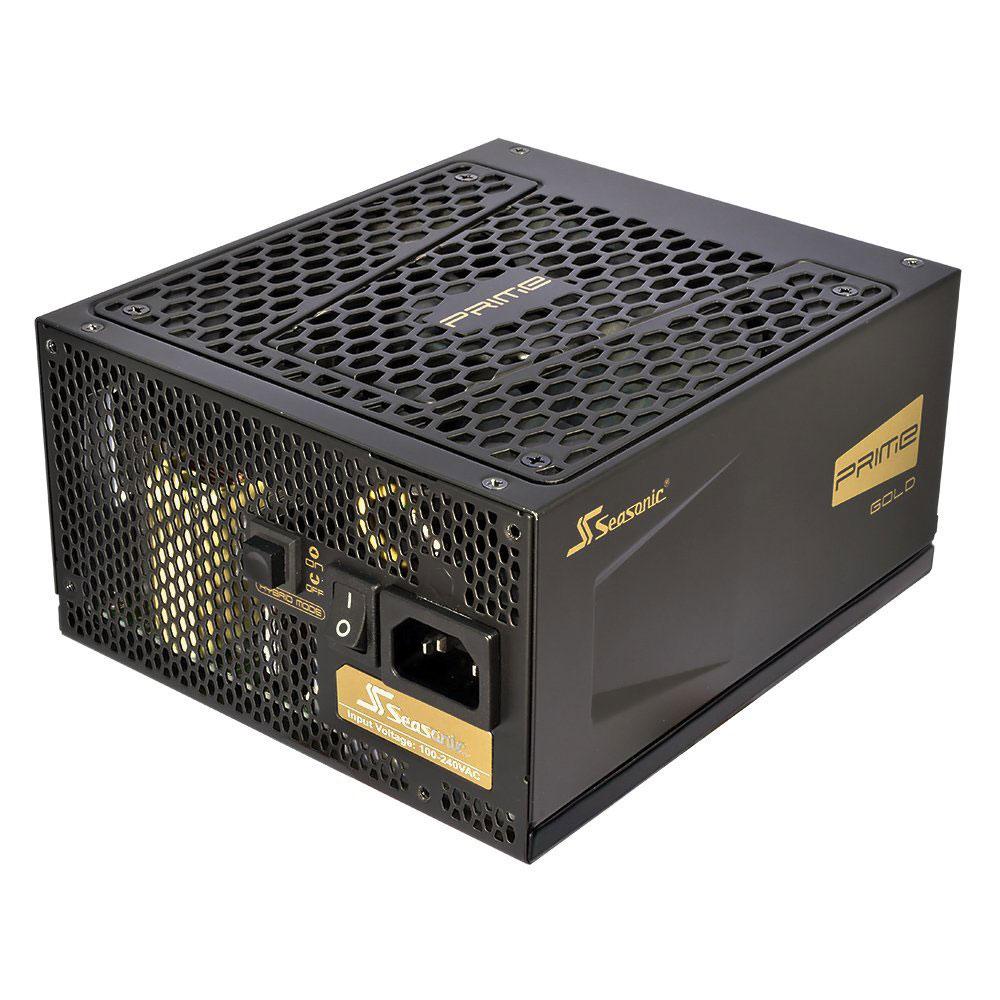 Alimentation PC Seasonic PRIME 1300 W Gold Alimentation modulaire 1300W ATX 12V/EPS 12V - 80PLUS Gold
