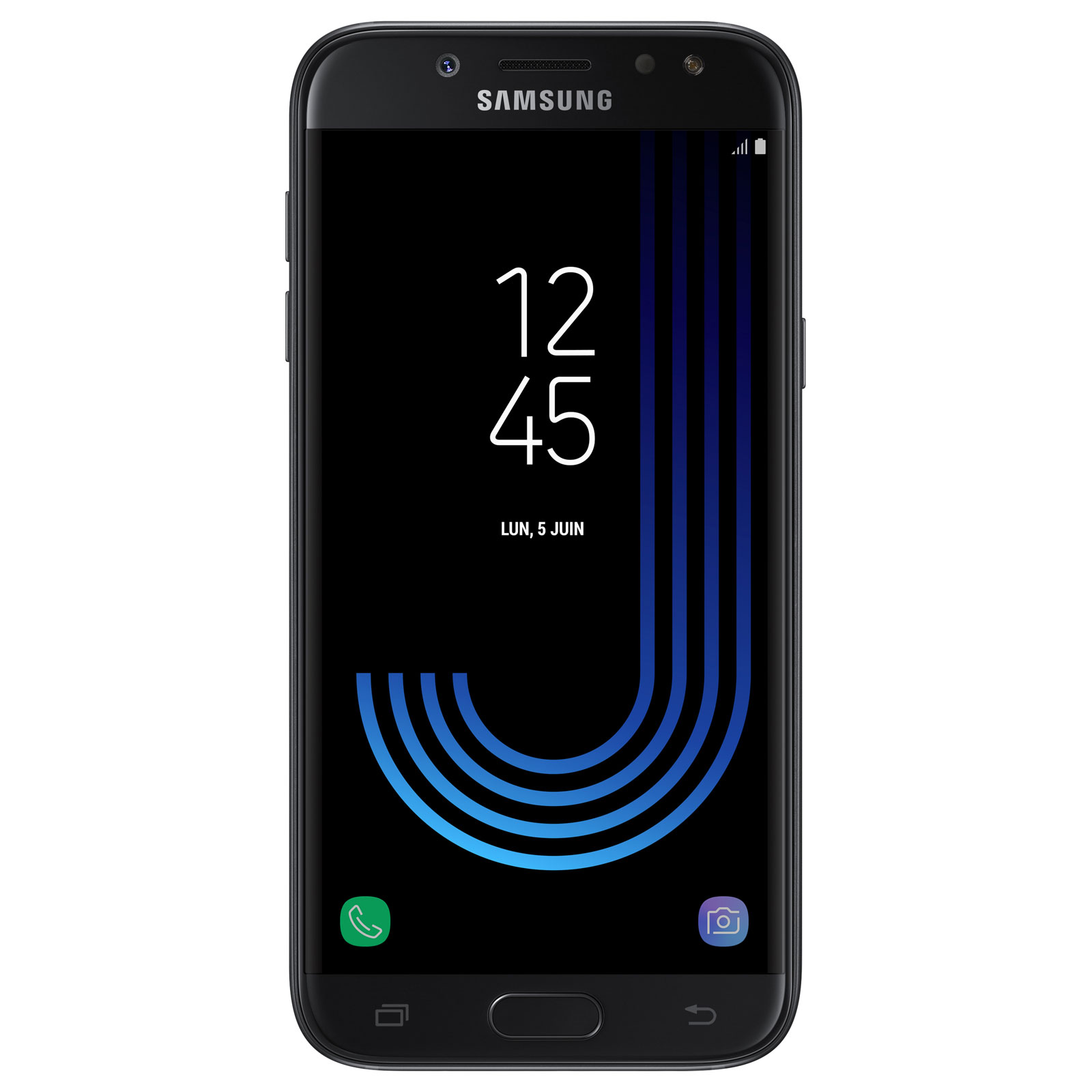 samsung galaxy j5 2017 noir mobile smartphone samsung sur. Black Bedroom Furniture Sets. Home Design Ideas