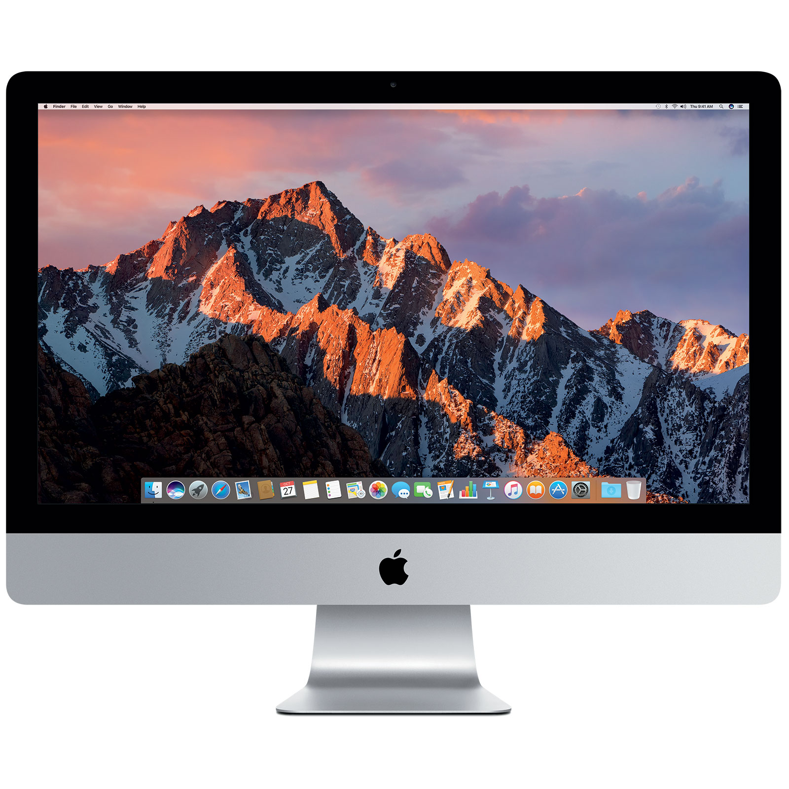 apple imac 27 pouces avec cran retina 5k mne92fn a ordinateur mac apple sur. Black Bedroom Furniture Sets. Home Design Ideas
