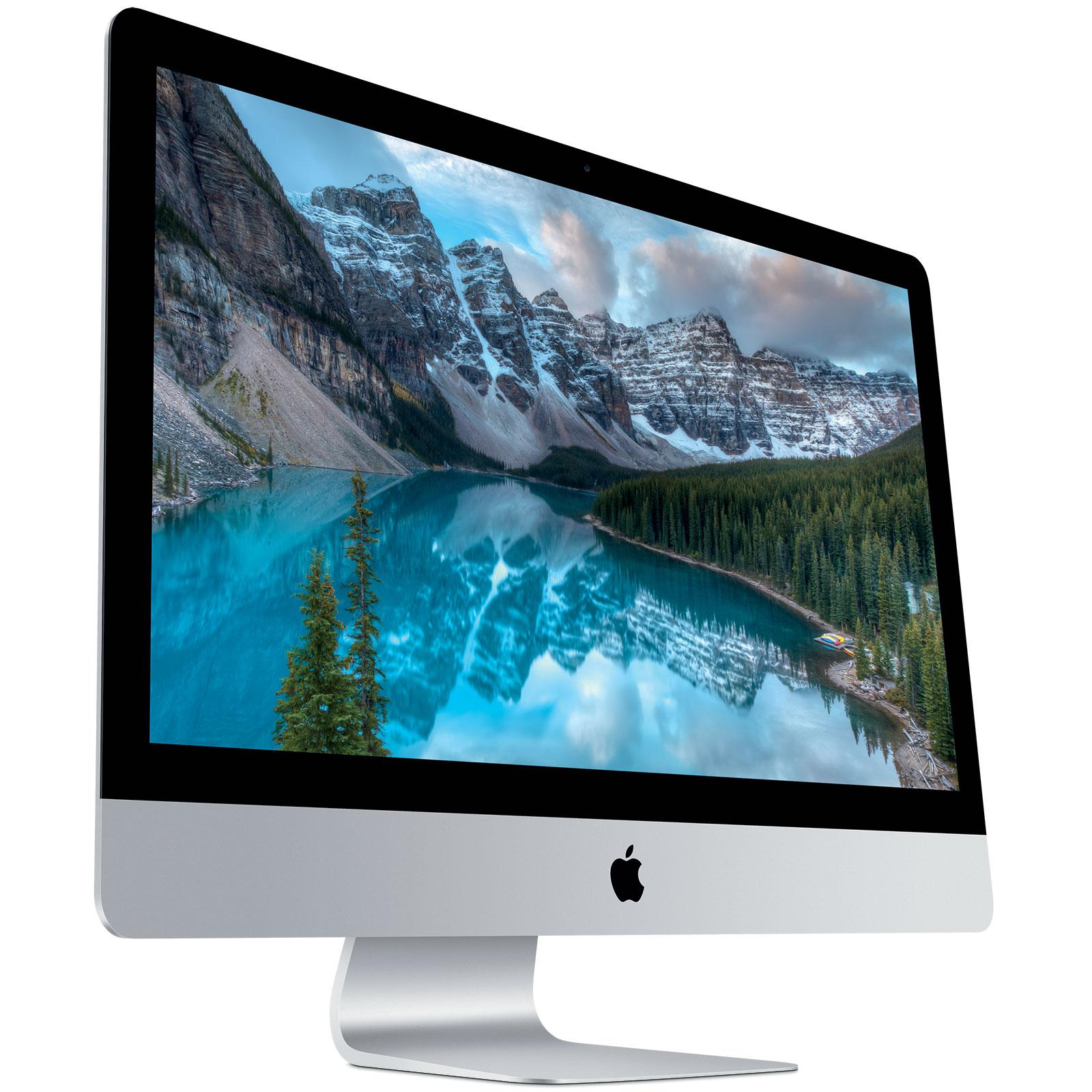 Apple imac 27 pouces avec cran retina 5k mnea2fn a for Ecran photo 27 pouces