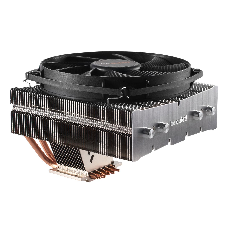Ventilateur processeur be quiet! Shadow Rock TF 2 Ventilateur de processeur (pour Socket  Intel 775 / 1366 / 1150 / 1151 / 1155 / 1156 /2011(-3) Square ILM / 2066 - AMD : AM2(+) / AM3(+) / AM4 / FM1 / FM2(+)) - Garantie constructeur 3 ans