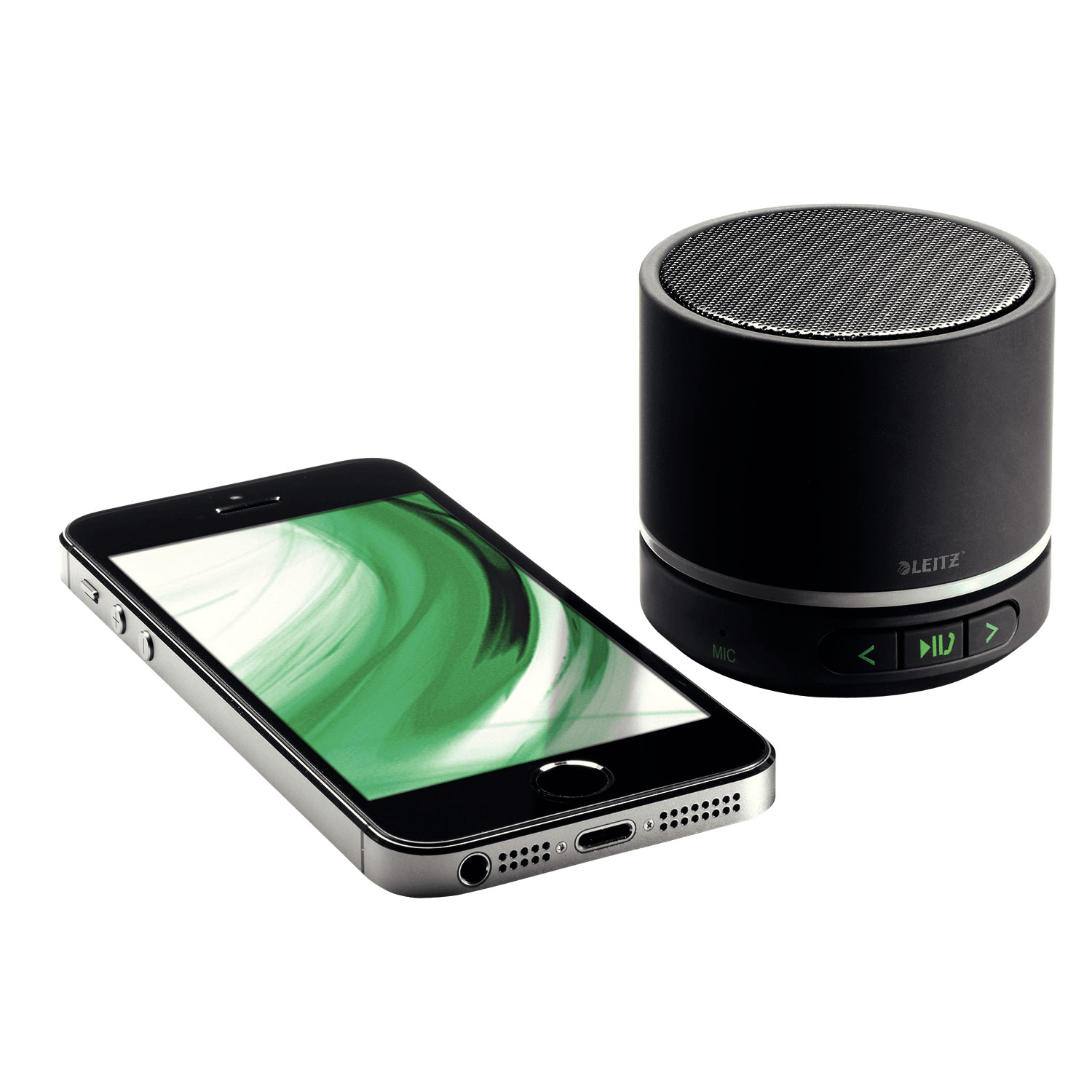 leitz complete mini enceinte portable bluetooth hd dock. Black Bedroom Furniture Sets. Home Design Ideas