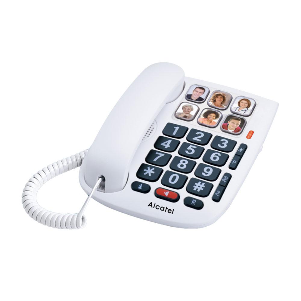 Téléphone filaire Alcatel Temporis T Max 10 Téléphone filaire