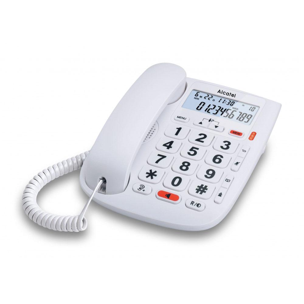 Téléphone filaire Alcatel Temporis T Max 20 Téléphone filaire