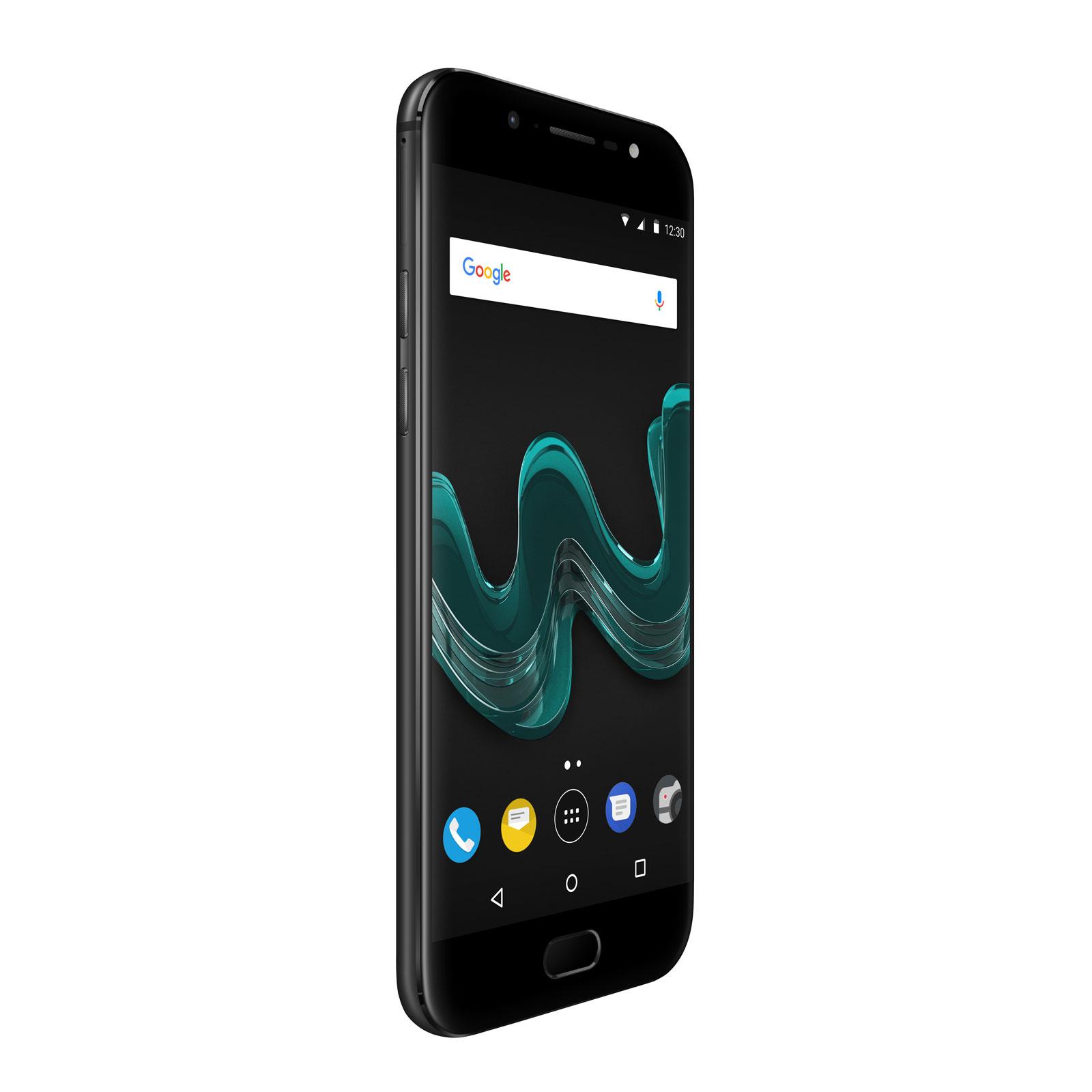 52eebda1e413d2 ... Wiko WIM Noir Smartphone 4G-LTE Dual SIM - Snapdragon 626 8. Photo(s)  non contractuelle(s)