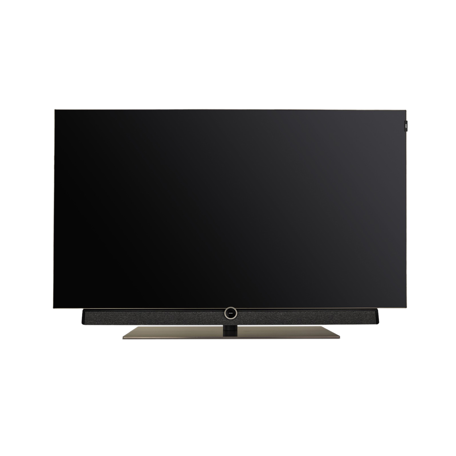 loewe bild oled noir tv loewe sur. Black Bedroom Furniture Sets. Home Design Ideas